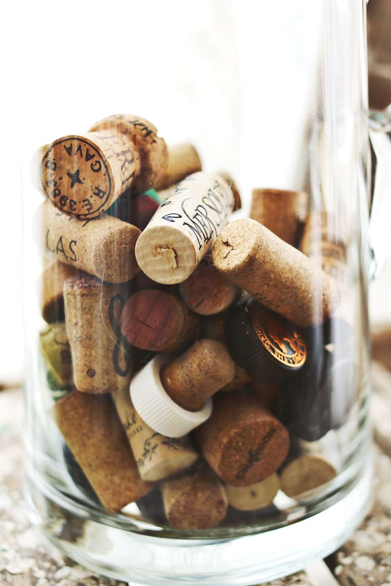 DIY Wine Cork Craft Ideas - Nectar of the Vine